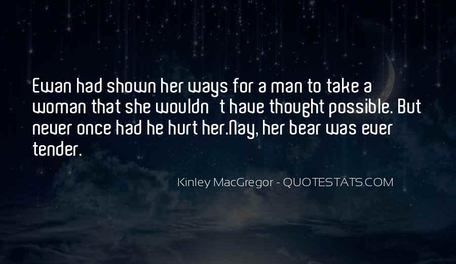 He Hurt Her Quotes #978237