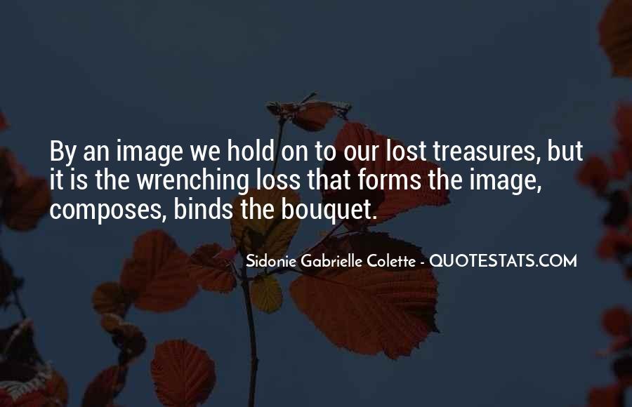 He Is My Treasure Quotes #13569