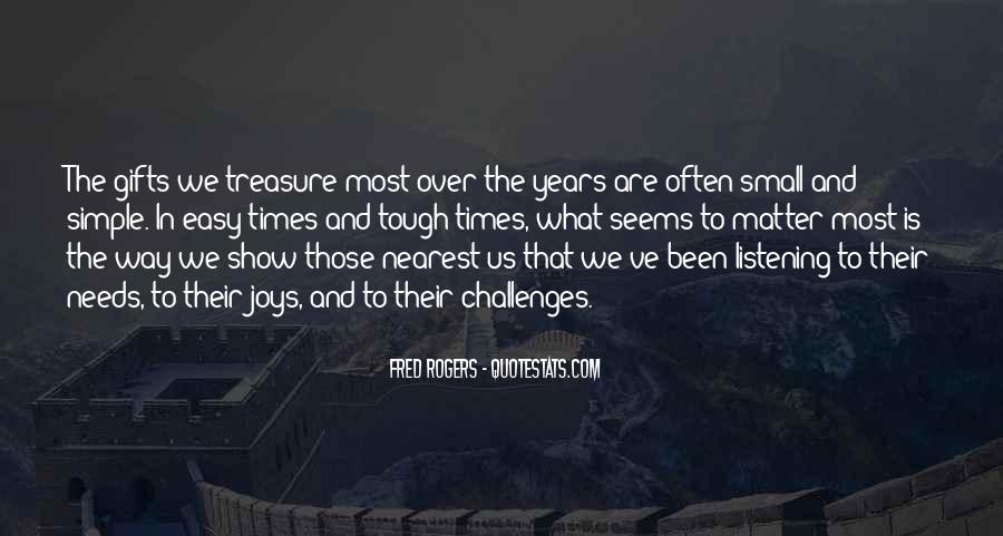 He Is My Treasure Quotes #16013