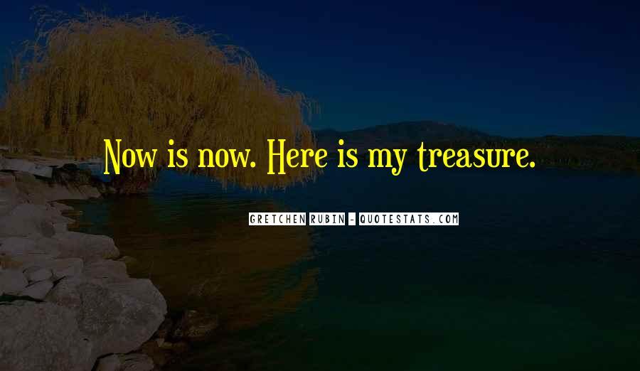 He Is My Treasure Quotes #17324