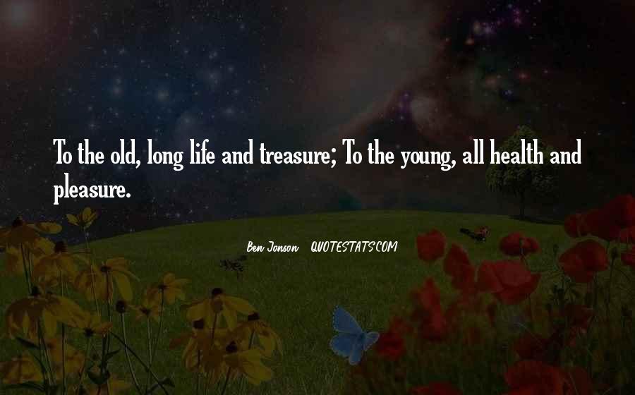 He Is My Treasure Quotes #18649