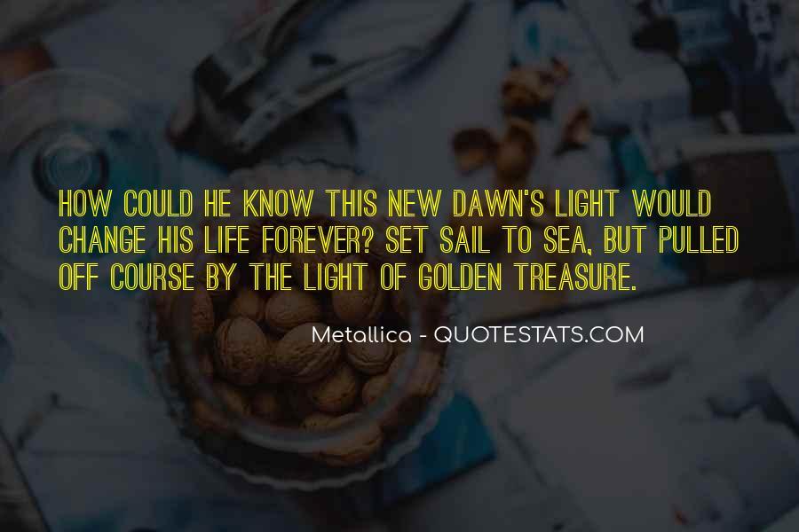 He Is My Treasure Quotes #22078