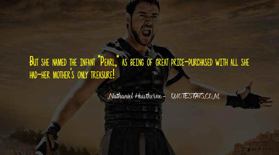 He Is My Treasure Quotes #24578