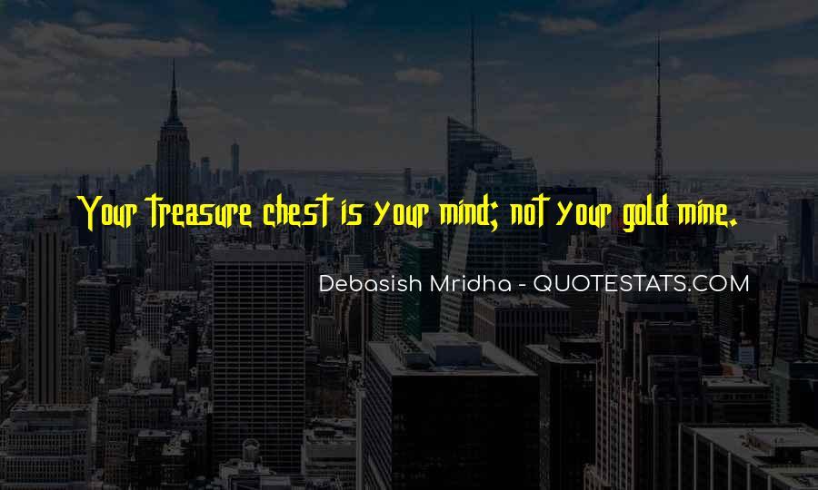 He Is My Treasure Quotes #29038
