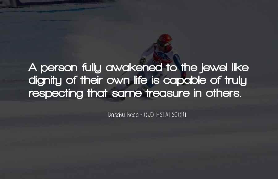 He Is My Treasure Quotes #701