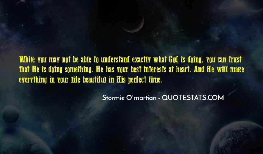 He Is Not Perfect Quotes #1134729