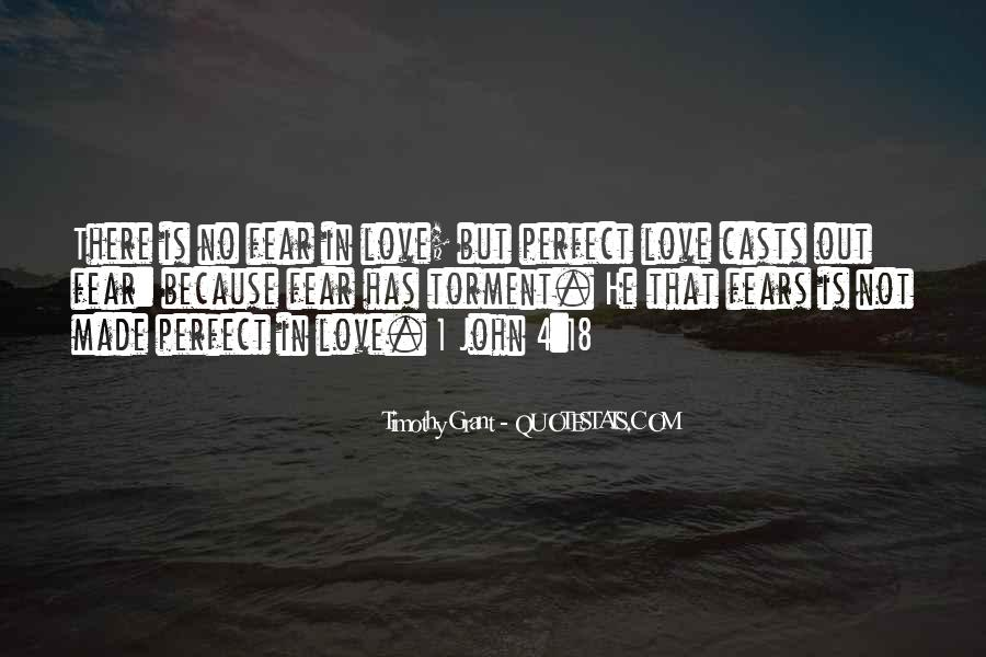 He Is Not Perfect Quotes #1328974