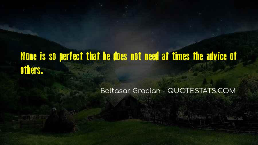 He Is Not Perfect Quotes #1406249