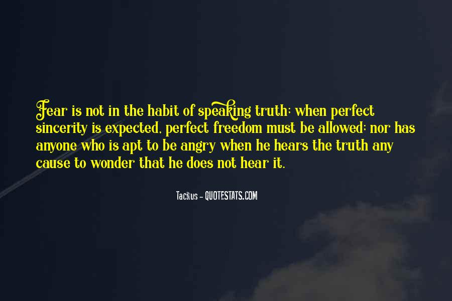 He Is Not Perfect Quotes #251083