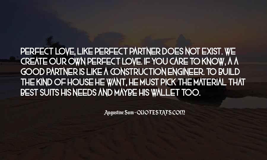 He Is Not Perfect Quotes #425872