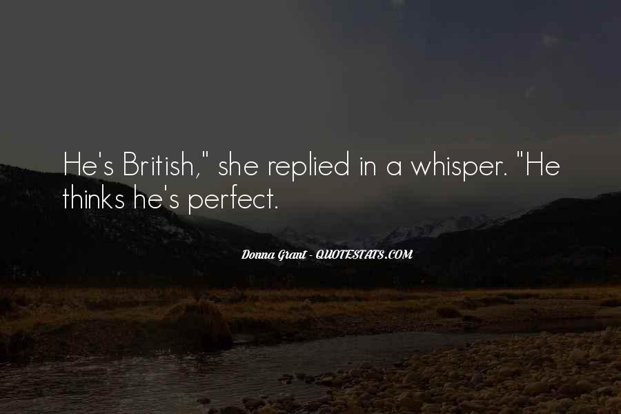 He Is Perfect For Me Quotes #4668