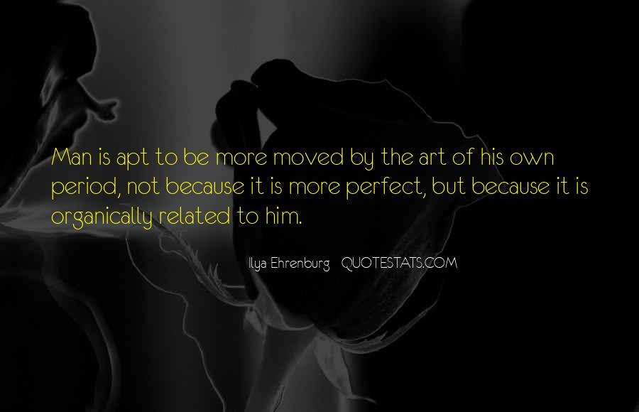 He Is Perfect For Me Quotes #7843
