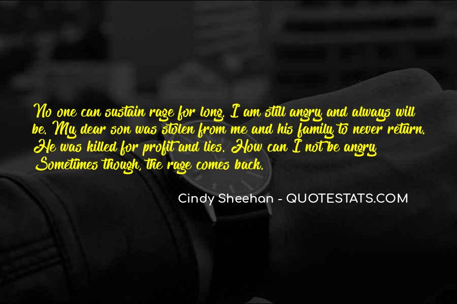 He Lies To Me Quotes #1210411