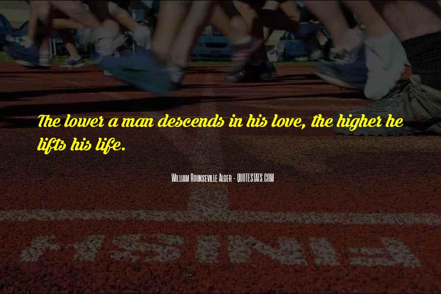 He Lifts Quotes #1020736