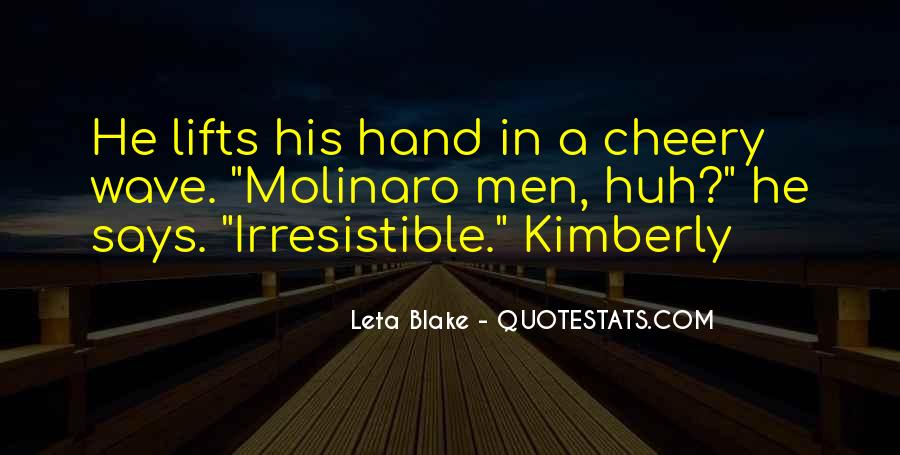 He Lifts Quotes #89998