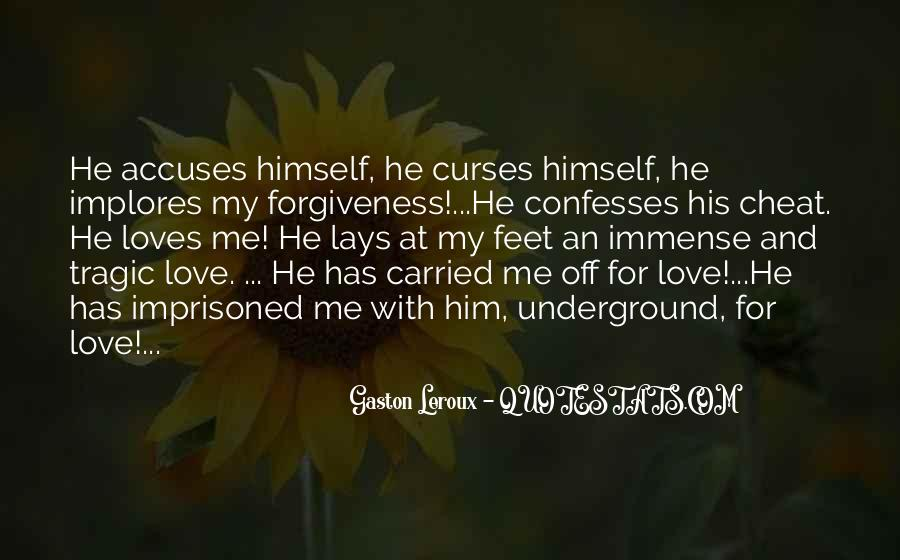 He Loves Me For Me Quotes #811753