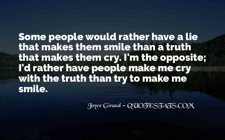 He Makes Her Smile Quotes #259043