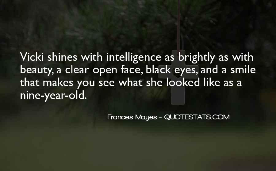 He Makes Her Smile Quotes #266387