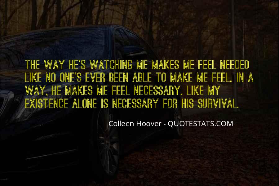 Top 50 He Makes Me Feel Like Quotes: Famous Quotes & Sayings ...