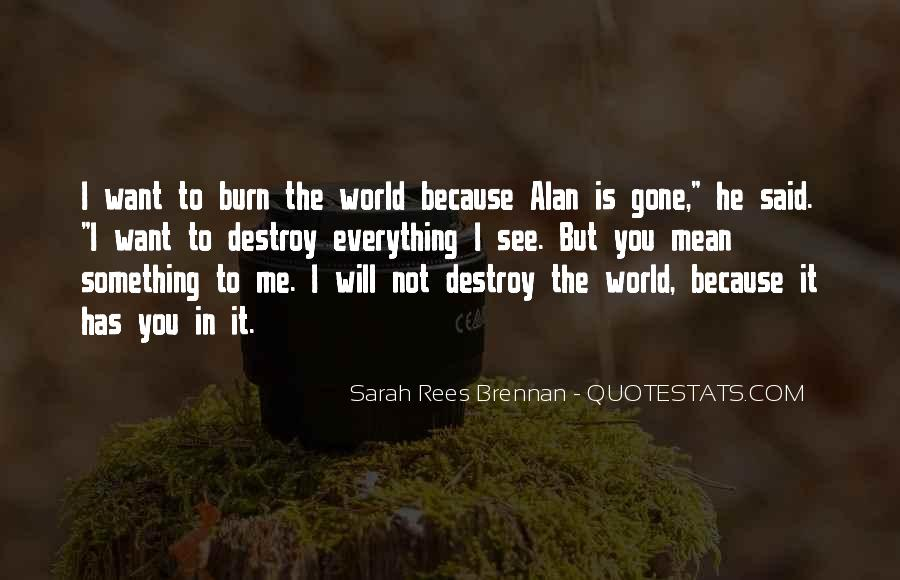 Top 48 He Mean The World To Me Quotes: Famous Quotes ...