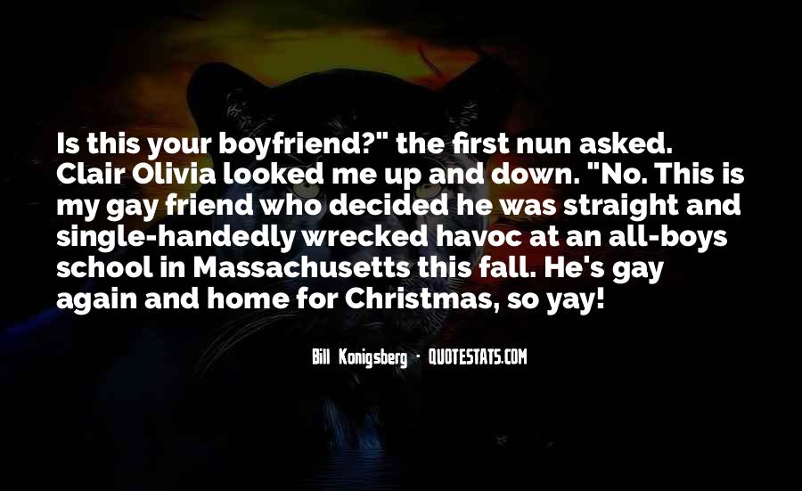 He My Best Friend Not My Boyfriend Quotes #387083