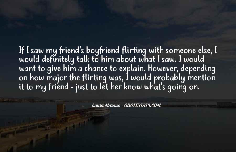 He My Best Friend Not My Boyfriend Quotes #415151