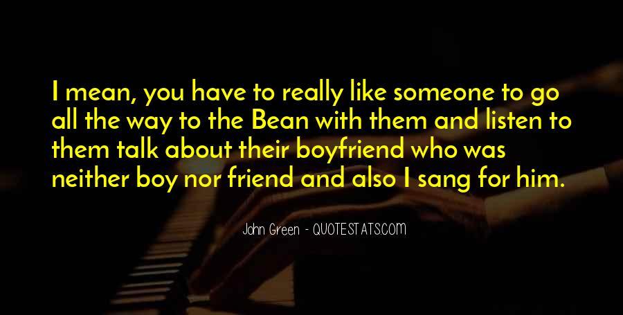 He My Best Friend Not My Boyfriend Quotes #592316