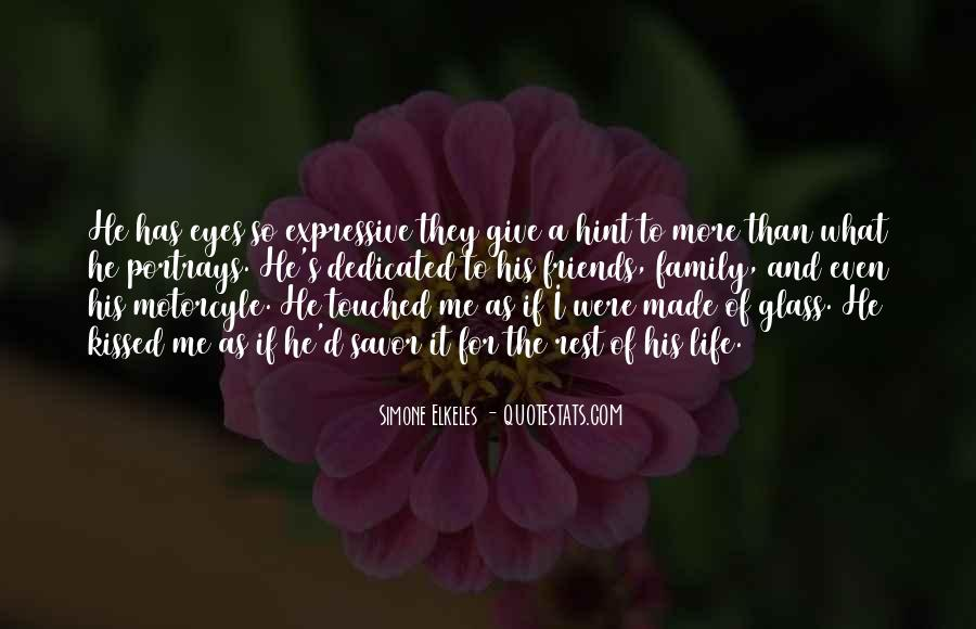 He Perfect For Me Quotes #938986
