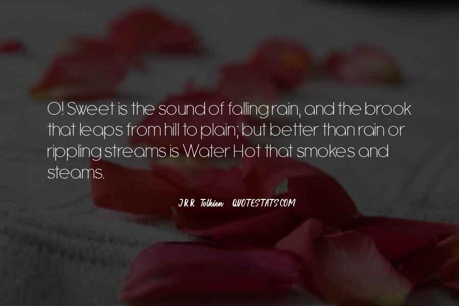 He Smokes Quotes #867922