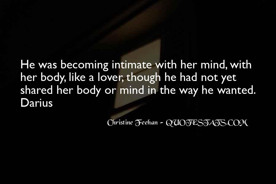 He Wanted Her Quotes #100905