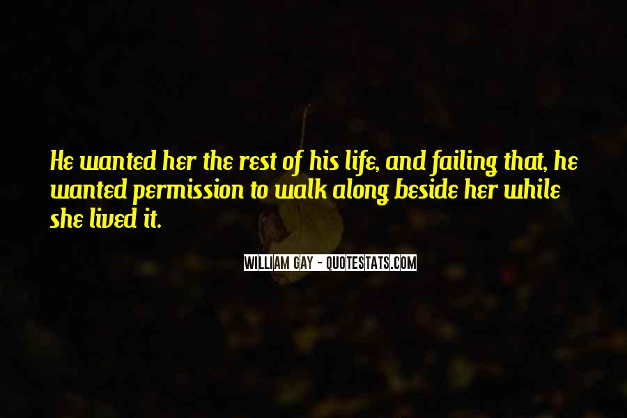 He Wanted Her Quotes #102944