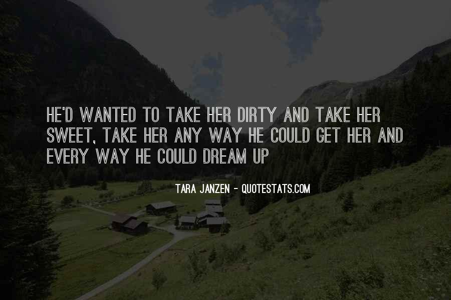 He Wanted Her Quotes #187591
