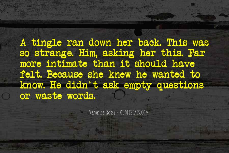 He Wanted Her Quotes #31488