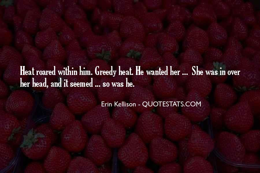 He Wanted Her Quotes #63449