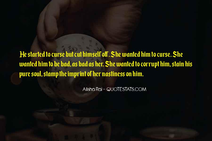 He Wanted Her Quotes #96230