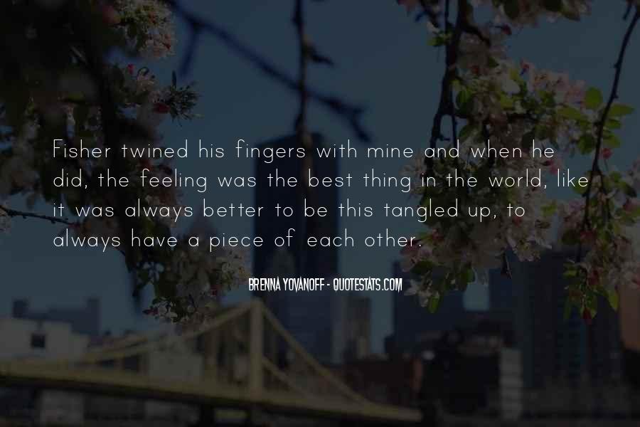 He Was Always Mine Quotes #1261226