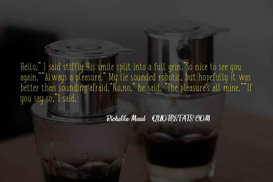 He Was Always Mine Quotes #160123