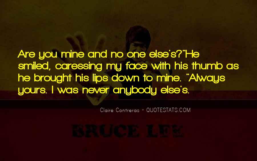He Was Always Mine Quotes #279107