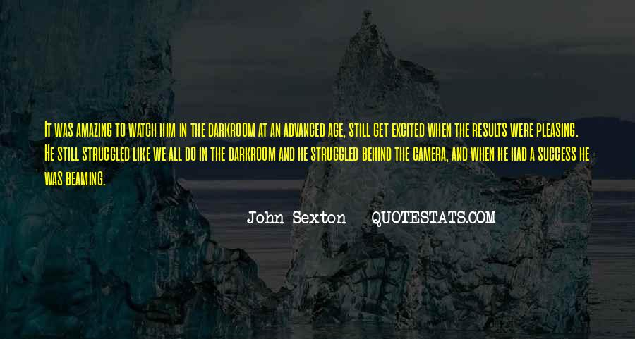 He Was Amazing Quotes #1046822