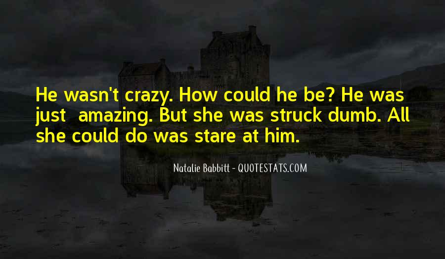 He Was Amazing Quotes #1067898