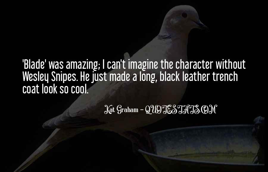 He Was Amazing Quotes #109301