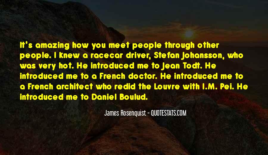 He Was Amazing Quotes #149826