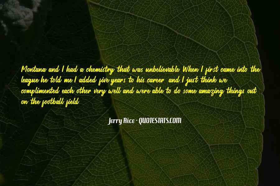 He Was Amazing Quotes #178896
