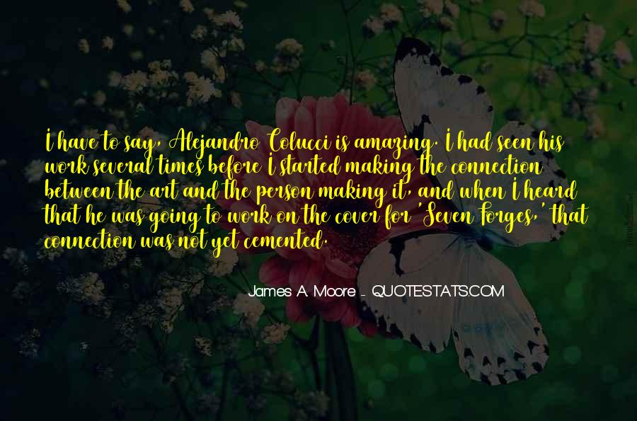 He Was Amazing Quotes #235894
