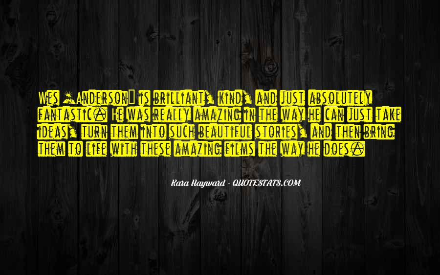 He Was Amazing Quotes #256356