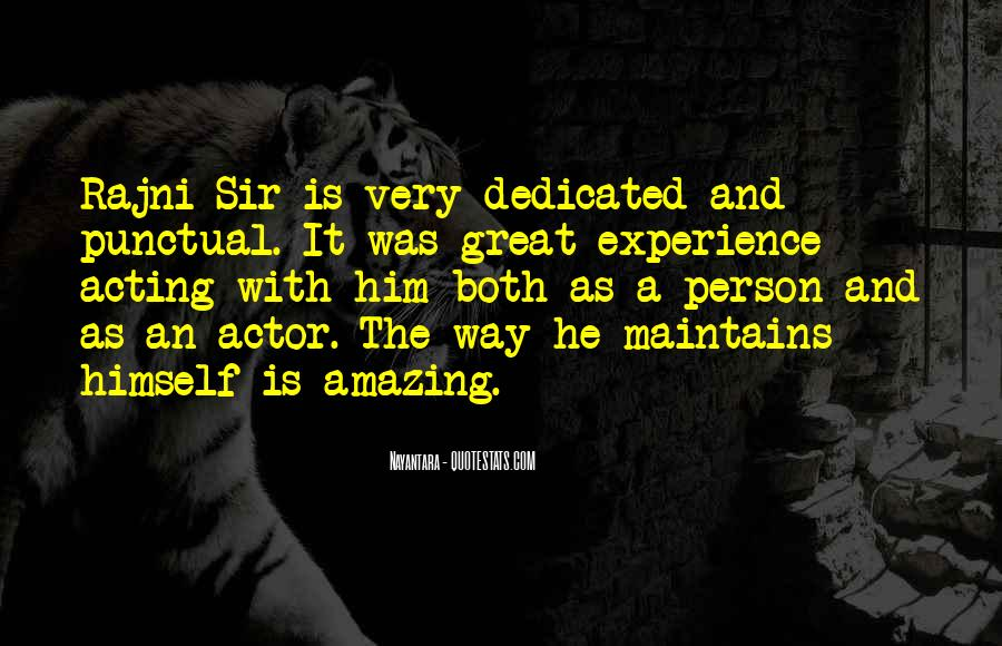 He Was Amazing Quotes #476830