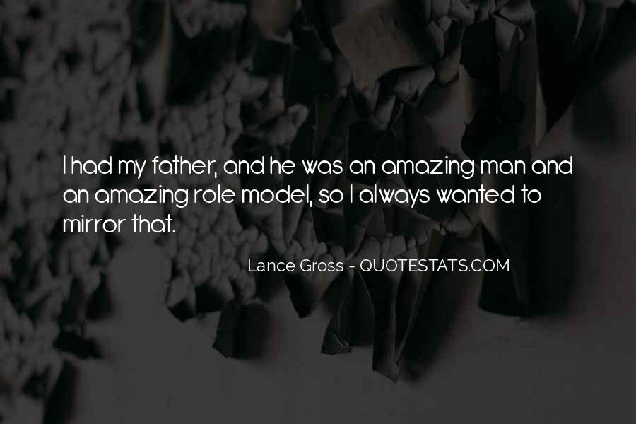 He Was Amazing Quotes #504637