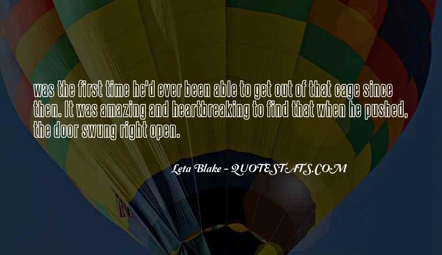 He Was Amazing Quotes #574225