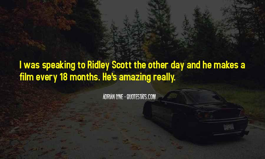 He Was Amazing Quotes #694984