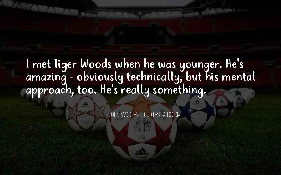 He Was Amazing Quotes #827115